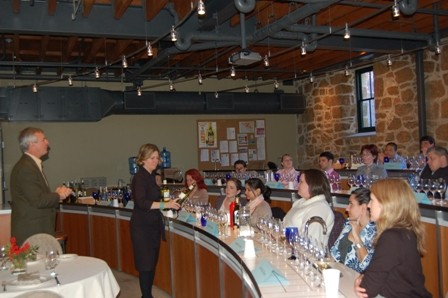 D.O. RUEDA TASTING IN STA. HELENA (NAPA VALLEY, CALIFORNIA)