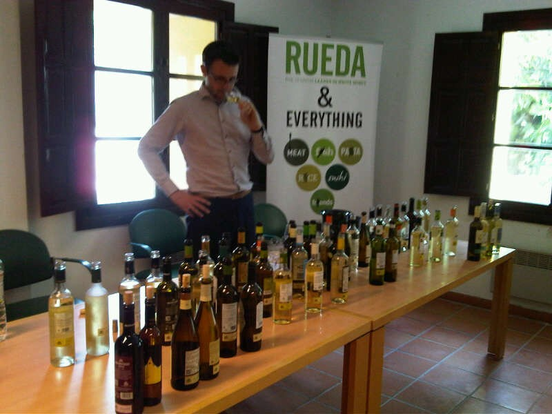 NETHERLANDS: AHOLD SHOPPING GROUP RESPONSIBLE HAS VISITED RUEDA
