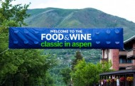FOOD & WINE CLASSIC ASPEN- COLORADO