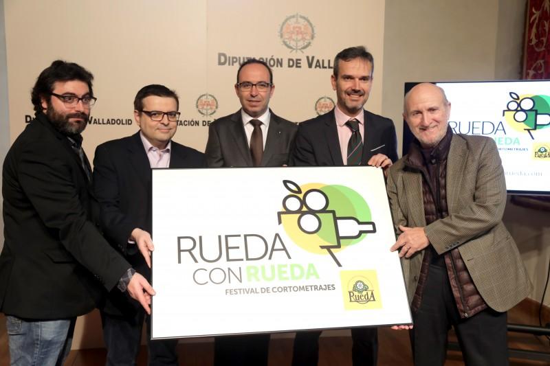 """LA D.O. RUEDA CONVOCA EL III FESTIVAL DE CORTOMETRAJES """"RUEDA CON RUEDA""""."""
