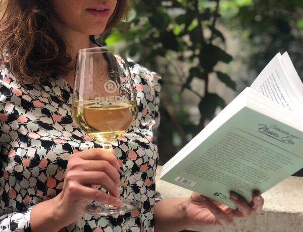 Libros y vino DO Rueda