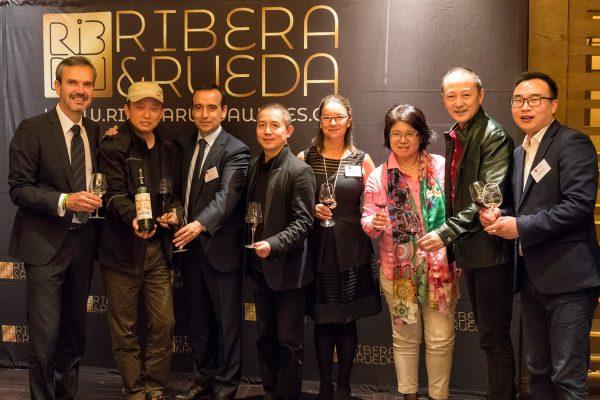 Ribera Rueda Dinner Chengdu 1